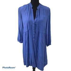Maeve From Anthropologie Shirt Dress in size 8